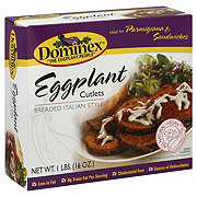 Dominex Eggplant Cutlets