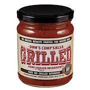 Doms Chop Salsa Grilled Hot