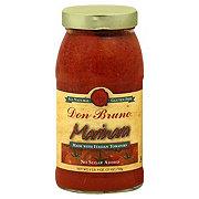 Don Bruno Marinara Sauce