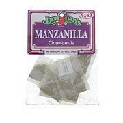 Don Juan's Manzanilla Chamomile