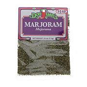 Don Juan's Marjoram