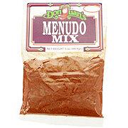 Don Juan's Menudo Mix
