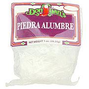 Don Juan's Piedra Alumbre