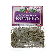 Don Juan's Romero Rosemary Leaves