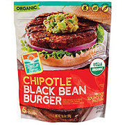 Don Lee Farms Organic Chipolte Black Bean Burgers