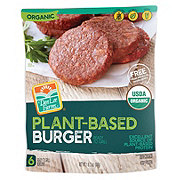 Don Lee Farms Plant-Based Burgers
