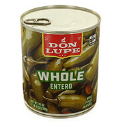 Don Lupe Whole Pickled Jalapenos