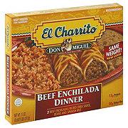 Don Miguel El Charrito Beef Enchilada Dinner