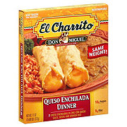 Don Miguel El Charrito Queso Enchilada Dinner