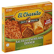 Don Miguel El Charrito Saltillo Enchilada Dinner