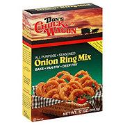 Don's Chuck Wagon Seasoned Onion Ring Mix