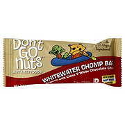 Don't Go Nuts Whitewater Chomp Bar