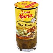 Dona Maria Mole Verde Mexican Condiment
