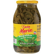 Dona Maria Nopalitos Tender Cactus