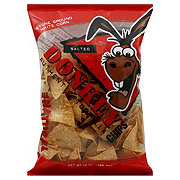 Donkey Chips Salted Tortilla Chips