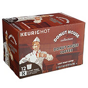 Donut House Collection Donut House Light Roast Single Serve Coffee K Cups