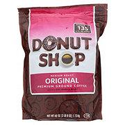 Donut Shop Medium Roast Original Premium Ground Coffee