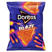 Doritos Blaze Flavored Tortilla Chips