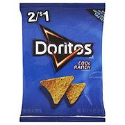 Doritos Cool Ranch Flavored Tortilla Chips