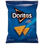 Doritos Cool Ranch Flavored Tortilla Chips