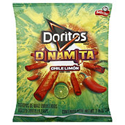 Doritos Dinamita Chile Limon Flavored Rolled Tortilla Chips