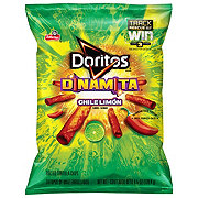 Doritos Dinamita Chile Limon Rolled Tortilla Chips