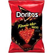 Doritos Flamin' Hot Nacho Flavored Tortilla Chips
