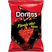 Doritos Flamin' Hot Nacho Tortilla Chips