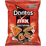 Doritos Mix Cheese Explosion Flavored Tortilla Snacks