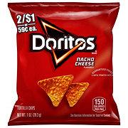 Doritos Nacho Cheese Flavored Tortilla Chips