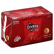 Doritos Nacho Cheese Flavored Tortilla Chips Multi Pack