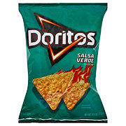 Doritos Salsa Verde Flavored Tortilla Chips