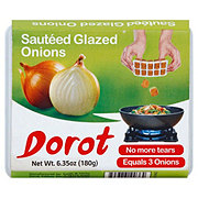 Dorot Sauteed Glazed Onions