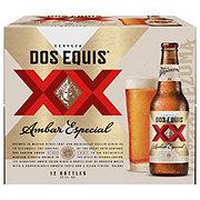 Dos Equis Ambar Beer 12 oz Bottles