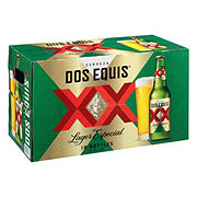 Dos Equis Lager Especial 12 oz Bottles