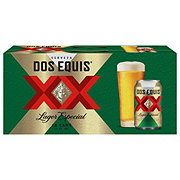 Dos Equis Lager Especial Beer 12 oz Cans