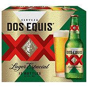 Dos Equis Lager Especial Beer 12 PK Bottles