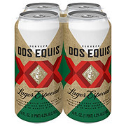 Dos Equis Lager Especial Beer 16 oz Cans