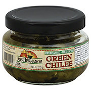 Dos Hermanos Diced Green Chiles
