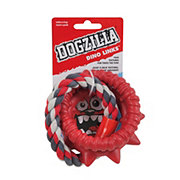 Doskocil Dogzilla Dino Links Medium Dog Toy