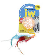 Doskocil JW Cataction Lattice Ball with Tail, Assorted Colors