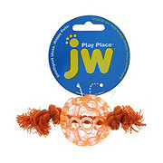 Doskocil JW Playplace Small Lattice Ball, Assorted