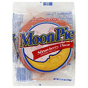 Double Decker Strawberry Moon Pie