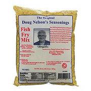 Doug Nelson's Seasonings Fish Fry Mix