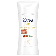 Dove Advanced Care Antiperspirant Deodorant Clear Tone Skin Renew