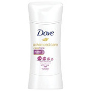 Dove Advanced Care ClearTone Pink Rosa Antiperspirant