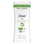 Dove Advanced Care Cool Essentials Antiperspirant, Twin Pack