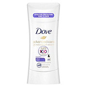 Dove Advanced Care Sheer Fresh Invisible Stick Antiperspirant Deodorant