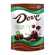 Dove Dark Chocolate With Whole Cherries Snack