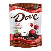 Dove Dark Chocolate With Whole Cranberries Snack
